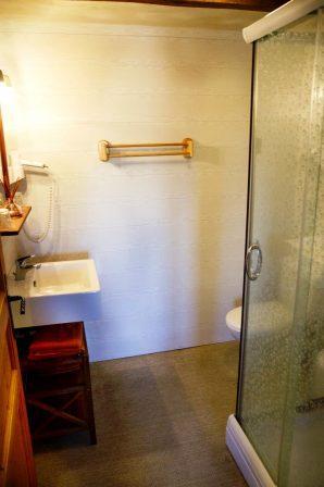 salle de bain le buron
